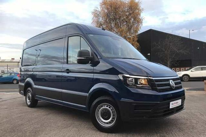 Volkswagen Crafter PV 2.0TDI 177PS EU6 CR35 MWB Startline Business Pack