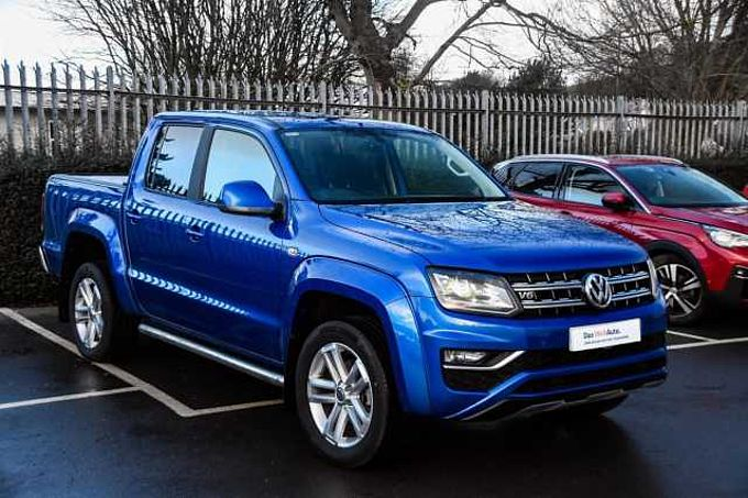 Volkswagen Amarok Highline 3.0TDI V6 258PS Highline 4M Picku