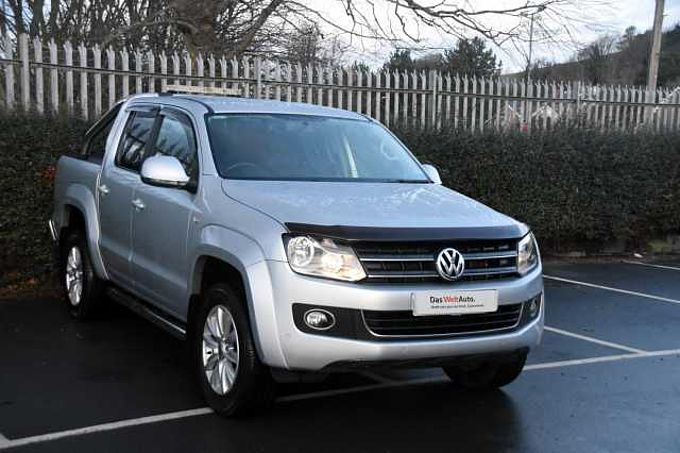 Volkswagen Amarok 2.0BiTDi 180 Highline+ BMT 4MOTION Pick-Up